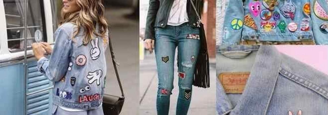 DIY: Cum decoram hainele de care ne-am plictisit/ hainele preferate pe care le-am patat?